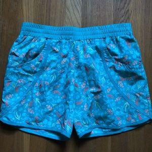 Columbia girls XL SPF shorts